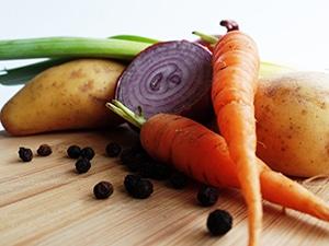 small veggies